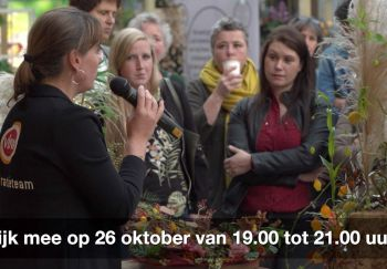 Uitnodiging 26 oktober: Livestream-event met Kerstdemo en (digitale) workshop